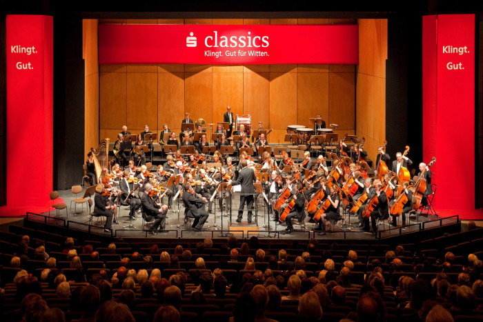 Sparkassen-classics Konzert