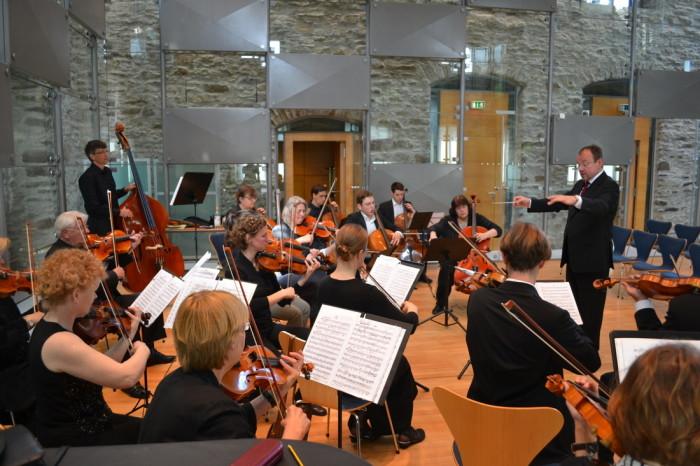 Gründungsfeier Orchester