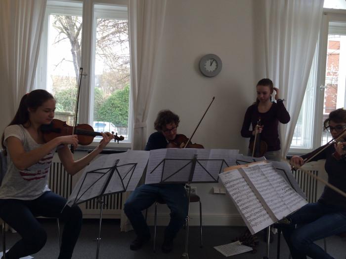 Workshop Signum Quartett 1
