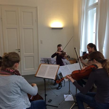 Workshop Signum Quartett