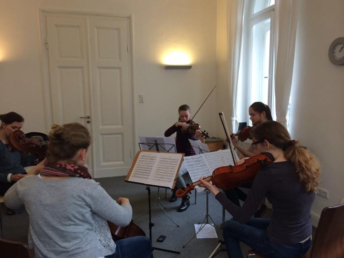 Workshop Signum Quartett 2