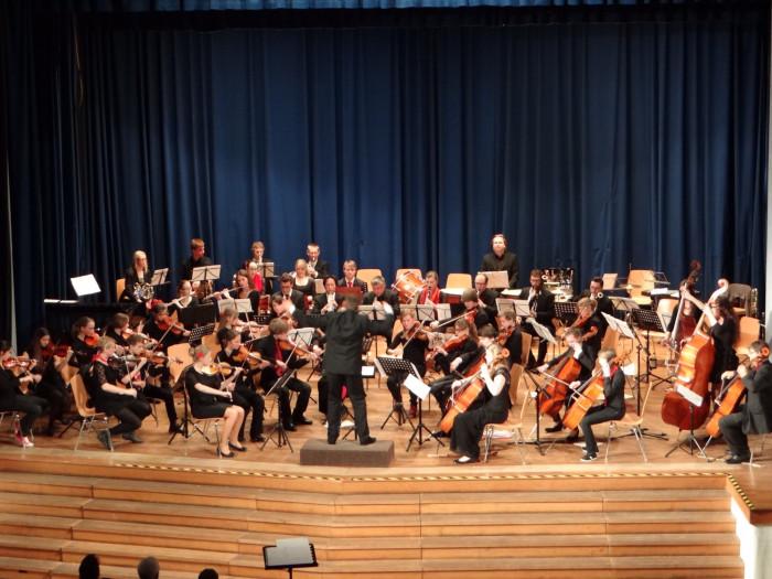Jugend Sinfonie Orchester Witten 3